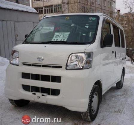 Daihatsu Hijet 2005 - отзыв владельца