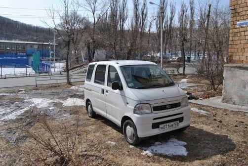 Daihatsu Hijet  - отзыв владельца