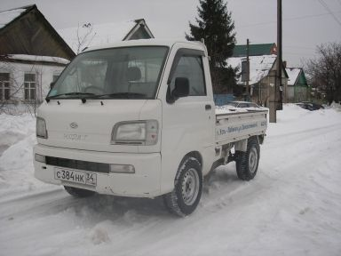 Hijet Truck 2004 отзыв автора | Дата публикации 26.03.2012.