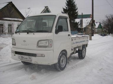 Daihatsu Hijet Truck, 2004