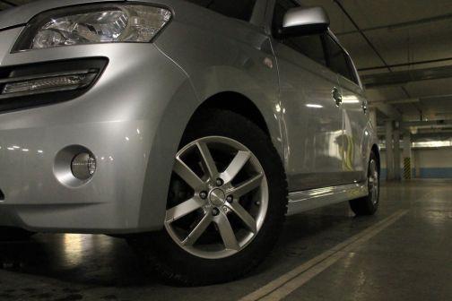 Daihatsu Materia 2007 - отзыв владельца