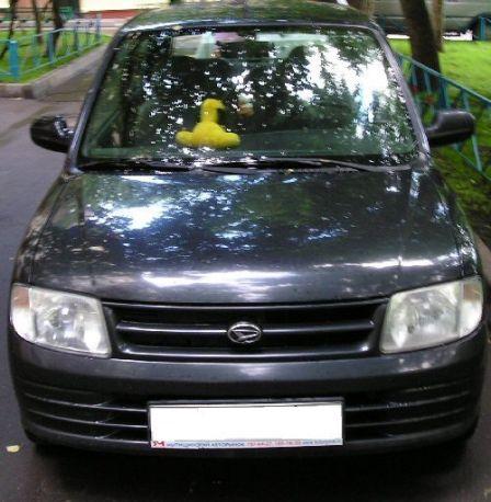 Daihatsu Mira 1999 - отзыв владельца