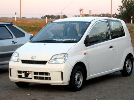 Daihatsu Mira 2004 - отзыв владельца