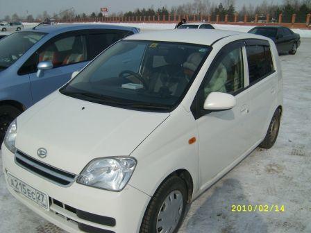 Daihatsu Mira 2006 - отзыв владельца