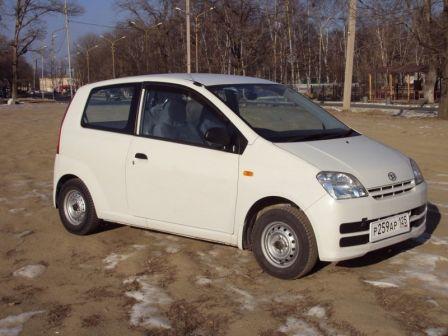 Daihatsu Mira 2007 - отзыв владельца