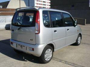 Daihatsu Move 1999 - отзыв владельца