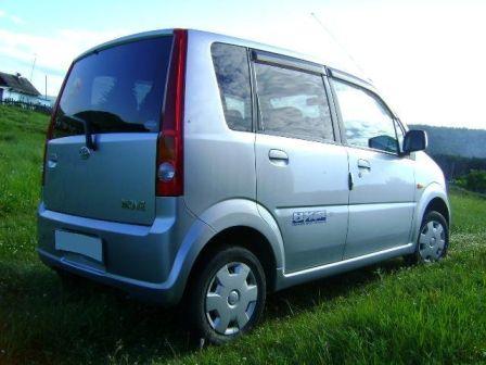 Daihatsu Move 2002 - отзыв владельца