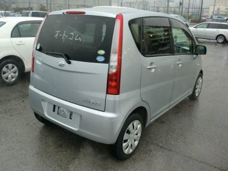 Daihatsu Move 2009 - отзыв владельца