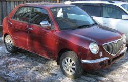 Daihatsu Opti, 2001