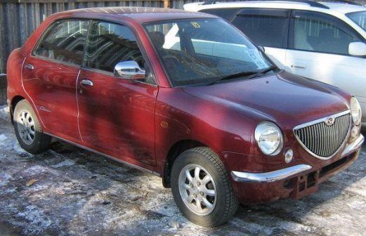 Daihatsu Opti 2001 - отзыв владельца