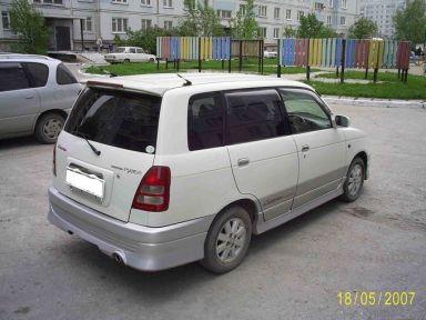 Daihatsu Pyzar, 2000