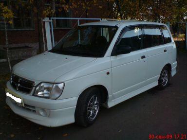 Daihatsu Pyzar, 2002