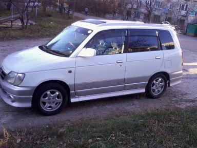 Daihatsu Pyzar, 1998