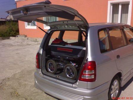 Daihatsu Pyzar 2000 - отзыв владельца