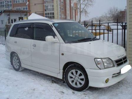 Daihatsu Pyzar 1999 - отзыв владельца