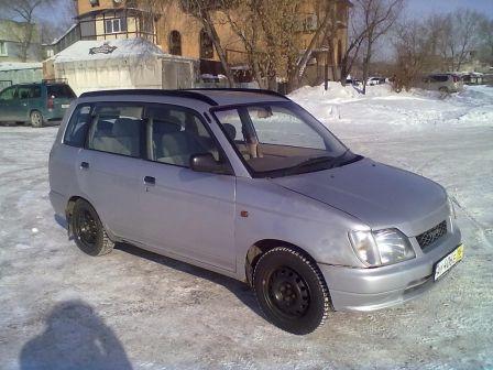 Daihatsu Pyzar 1997 - отзыв владельца