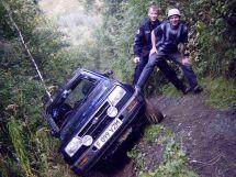 Daihatsu Rocky, 1994