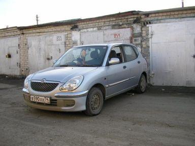 Daihatsu Storia, 2003