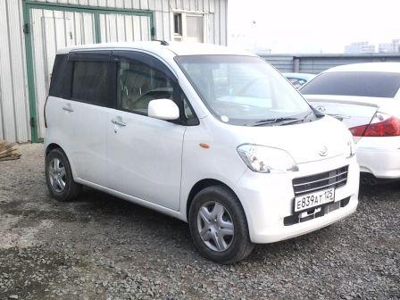 Daihatsu Tanto Exe 2012 - отзыв владельца