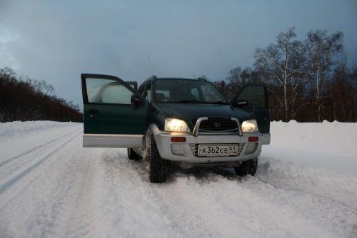 Daihatsu Terios 1999 - отзыв владельца