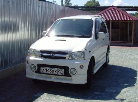 Daihatsu Terios Kid 2000 - отзыв владельца