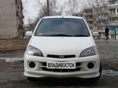 Daihatsu YRV, 2000