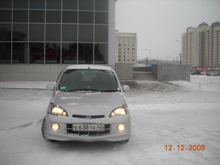 Daihatsu YRV 2004 - отзыв владельца