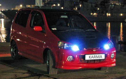 Daihatsu YRV 2001 - отзыв владельца