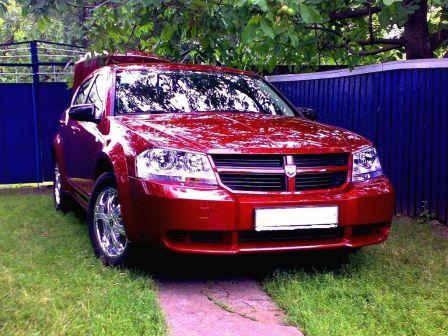 Dodge Avenger 2008 - отзыв владельца