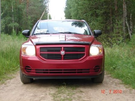 Dodge Caliber 2006 - отзыв владельца