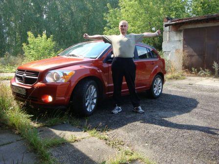 Dodge Caliber 2010 - отзыв владельца