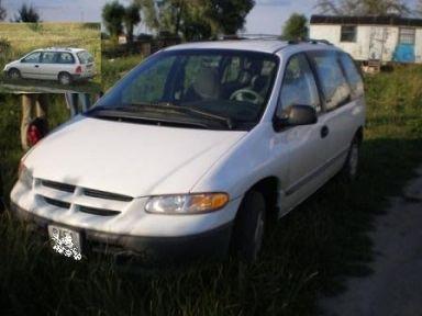 Dodge Caravan, 2000