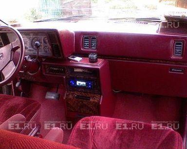 Dodge Caravan, 1989