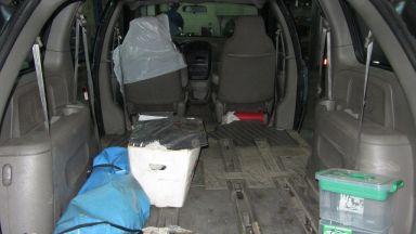 Dodge Caravan, 2002