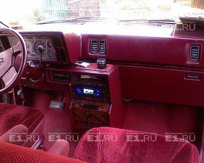 Dodge Caravan 1989 - отзыв владельца