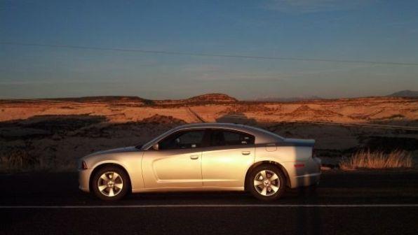 Dodge Charger 2012 - отзыв владельца