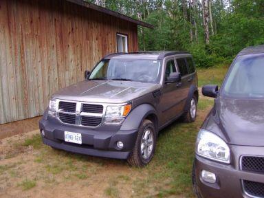 Dodge Dodge 2007 отзыв автора | Дата публикации 01.05.2008.