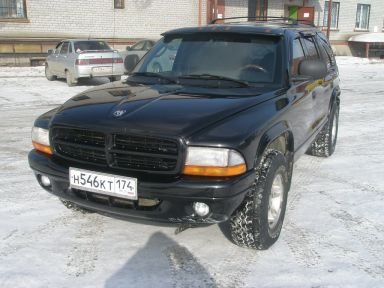 Dodge Durango 2000 отзыв автора | Дата публикации 03.11.2010.