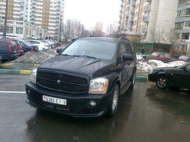 Dodge Durango 2005 отзыв автора | Дата публикации 15.01.2012.