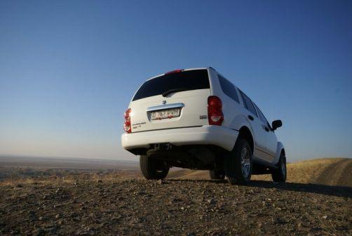 Dodge Durango 2005 - отзыв владельца