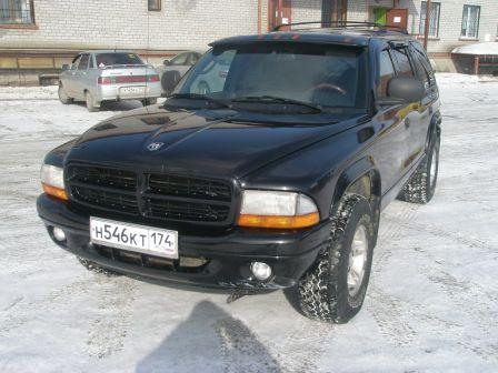 Dodge Durango 2000 - отзыв владельца
