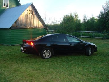 Dodge Intrepid, 2001