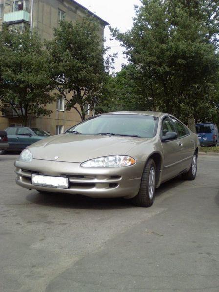 Dodge Intrepid 2003 - отзыв владельца