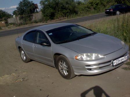 Dodge Intrepid 2010 - отзыв владельца