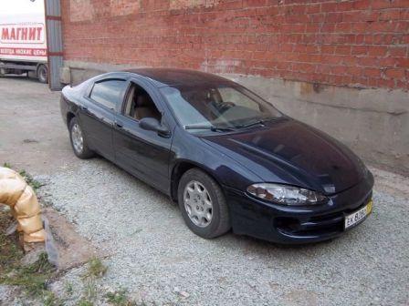 Dodge Intrepid 2002 - отзыв владельца