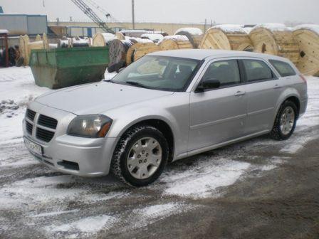 Dodge Magnum 2004 - отзыв владельца