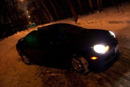 Dodge Neon 2002 - отзыв владельца