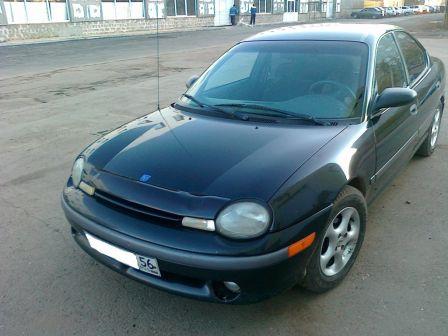 Dodge Neon 1995 - отзыв владельца