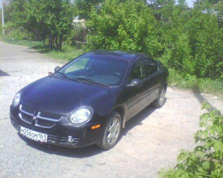 Dodge Neon 2003 - отзыв владельца