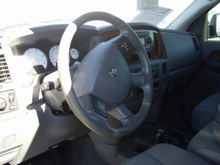 Dodge Ram 2007 - отзыв владельца